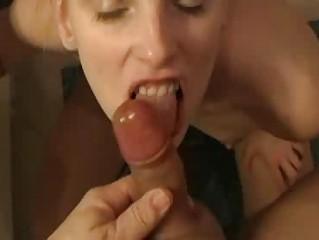 warm dick sucking into tub