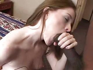 keiko making a dark cock sperm