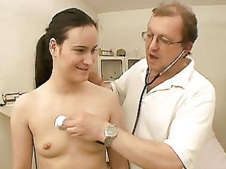 fiona sexy clinic striptease