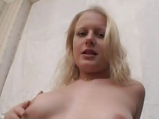 german pale exposes her assets