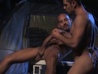 gay man had his bulky fucking big schlong blown