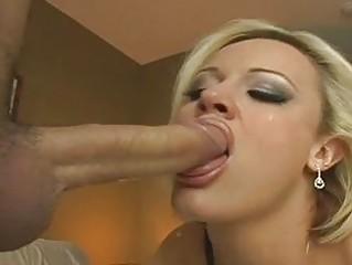 chick jasmine jolie deepthroats a very big dick