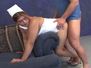 midget medic makes those huge difficult penis
