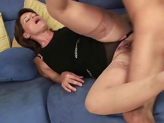 awesome woman hoe licks her sons allies giant