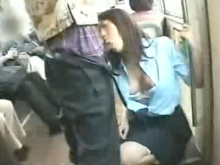 al fresco nudity (sex on a train #1)