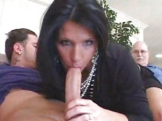 smoking extremely impressive mature feasts on
