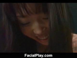 bukkake now  dirty facial white cream japanese