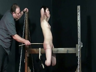 wooden horse punch of eastern  slaveslut mei mara